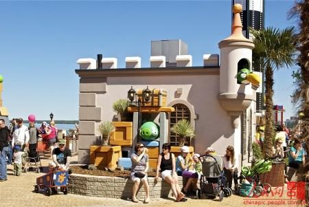 001422373e19113127202c 450x301 และโลกของ Angry Birds Land ก็เกิดขึ้นจริงในโลกมนุษย์
