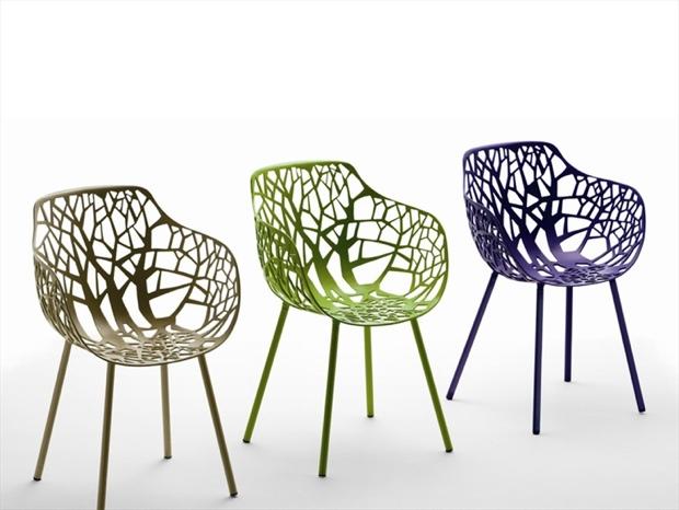25560503 161214 FOREST..เก้าอี้ที่ได้แรงบันดาลใจจากรูปฟอร์มในธรรมชาติ