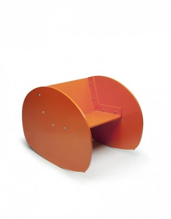 25560509 063625 KAARLO I and II เก้าอี้โยก ถอดประกอบได้ ง่ายๆ ด้วยวัสดุไม่กี่ชิ้น