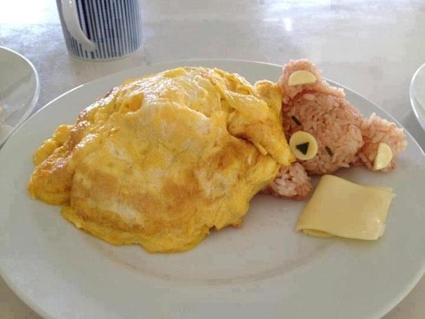 Creative Food Art Ideas..มาสร้างศิลปบนจานอาหารกันเถอะ 13 - อาหาร