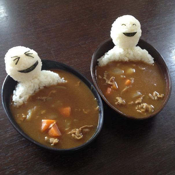 25560511 191339 Creative Food Art Ideas..มาสร้างศิลปบนจานอาหารกันเถอะ