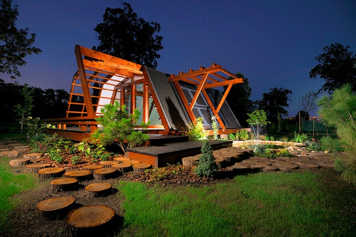 A Zero Energy House...บ้านประหยัดพลังงาน ควบคุมได้ด้วยสมาร์ทโฟน 13 - Eco house
