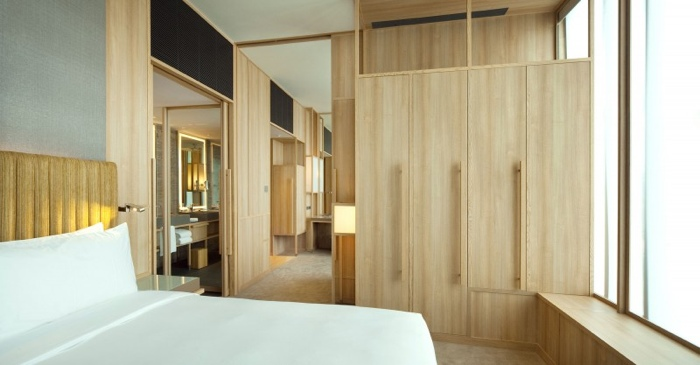 25560523 182618 สวนลอยฟ้า และรูปฟอร์มสวยงาม ที่ PARKROYAL Hotel สิงคโปร์