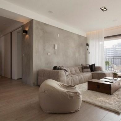 ตกแต่งอพาร์ตเม้นต์แนวร่วมสมัย ในไต้หวัน โดย Fertility Design 25 -