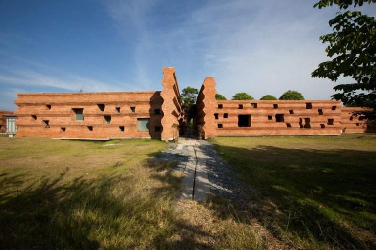 Kantana film and animation institute หนึ่งในอาคารที่น่าภูมิใจของไทย 18 - Architecture