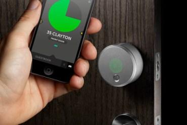 August smart lock เปิด-ปิดประตูบ้านแบบไม่ใีช้กุญแจ 13 - lock