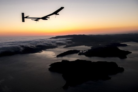 impulse03 450x301 Solar powered aircraft across the USA