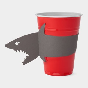 Cup with bite 22 - animal