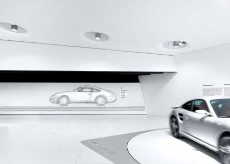 1280437465 foto 10 srgb 450x321 Porsche Museum พิพิธภัณฑ์ของรถพอร์ช ประเทศเยอรมนี
