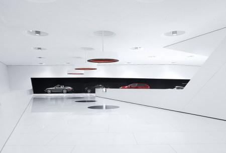 1280437476 foto 12 srgb 450x305 Porsche Museum พิพิธภัณฑ์ของรถพอร์ช ประเทศเยอรมนี