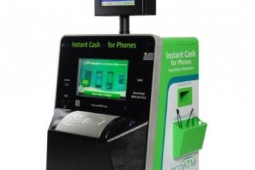 Eco ATM เปลี่ยนโทรศัพท์เก่าให้เป็นเงิน 32 - Green