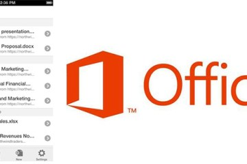 Microsoft ปล่อยแอป Microsoft Office on iOS ให้โหลดฟรี 22 - ipad