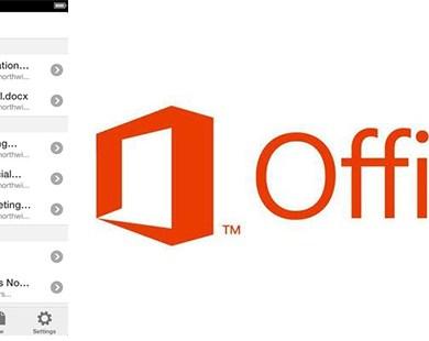 Microsoft ปล่อยแอป Microsoft Office on iOS ให้โหลดฟรี 16 - App store