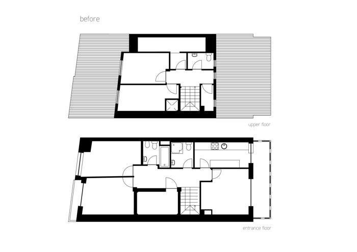25560603 183617 ปรับปรุงบ้านใหม่..ได้พื้นที่ใช้สอยแบบสุดCool.. ไม่บังลม ไม่กั้นแสง นั่งเล่นนอนเล่นได้