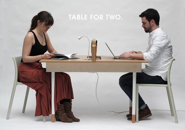 25560610 204937 Table for Two or Six..ไอเดียเฟอร์นิเจอร์แปลงร่างที่เหมาะกับบ้านยุคนี้