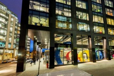 Google Ireland office..ยิ่งใหญ่อลังการจริงๆ 32 - Office