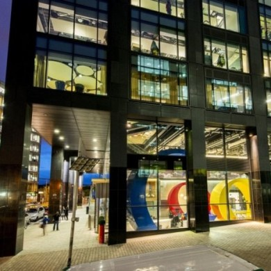 Google Ireland office..ยิ่งใหญ่อลังการจริงๆ 16 - Google