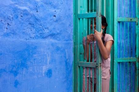 5706742446 0135bfca78 z 450x300 Bule City เมืองสีฟ้ากลางทะเลทราย ในประเทศอินเดีย