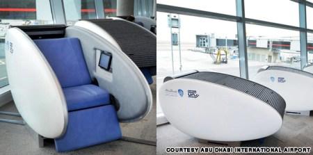 main.sleeppod 450x223 Abu Dhabi International Airport: GoSleep ที่นอนสำหรับผู้โดยสาร ที่สนามบินอาบูดาบิ