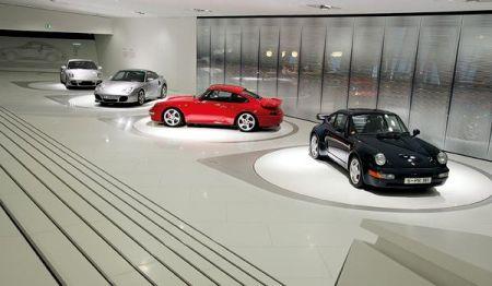 porsche carrera 450x262 Porsche Museum พิพิธภัณฑ์ของรถพอร์ช ประเทศเยอรมนี