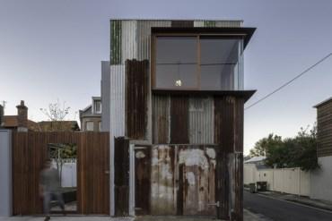 เก็บเพิงสังกะสีไว้เป็น Home Office และ Studio สุดเดิ้น..โดยสถาปนิก Raffaello Rosselli 13 - Sydney