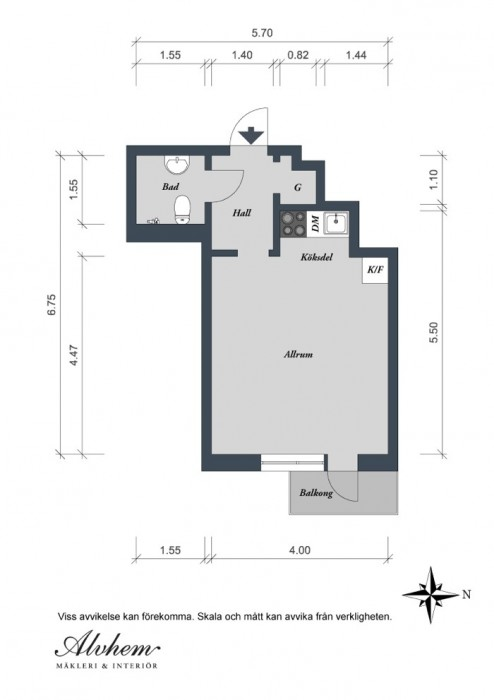25560702 075001 อพาร์ตเม้นต์ขนาด 26 ตรม. ลงตัวด้วยเสน่ห์จาก 2 ยุคสมัย
