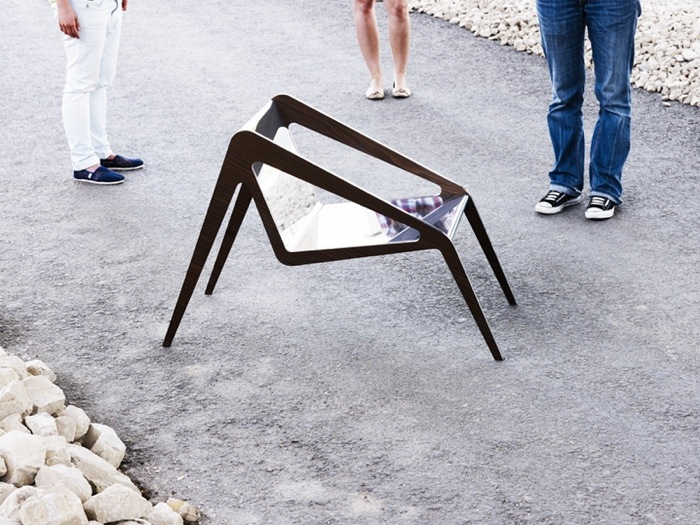 25560703 165430 ARACHNIDE LOUNGE CHAIR BY STUDIOFORMA ASSOCIATED ARCHITECTS