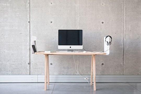 25560704 093513 WorkNest..ชุดโต๊ะทำงาน ที่ปรับเปลี่ยนได้ตามความต้องการใช้สอยและความรู้สึก