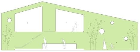 25560714 195917 The Nest by  a21studio..ด้วยสีเขียวของต้นไม้และการใช้พื้นที่ที่ดี..บ้านก็น่าอยู่ และดูดีได้ โดยไม่แพง