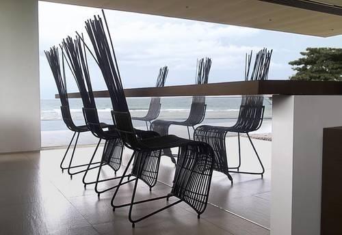 25560720 212047 ชุดเก้าอี้แนวๆ อิงแนวคิดธรรมชาติ จากYODA ออกแบบโดย Kenneth Cobonpue
