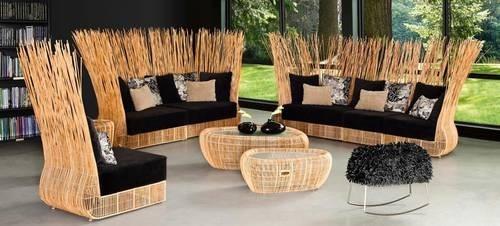 25560720 212052 ชุดเก้าอี้แนวๆ อิงแนวคิดธรรมชาติ จากYODA ออกแบบโดย Kenneth Cobonpue