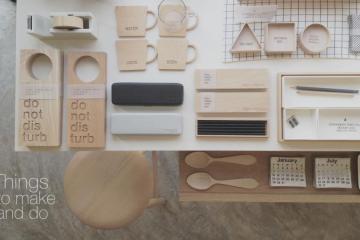 """""""THINGS TO MAKE AND DO"""" คอนเซ็ปต์ของร้านคือเน้นความเรียบง่าย ใช้ได้จริงและใช้ได้นาน 25 - DIY"""