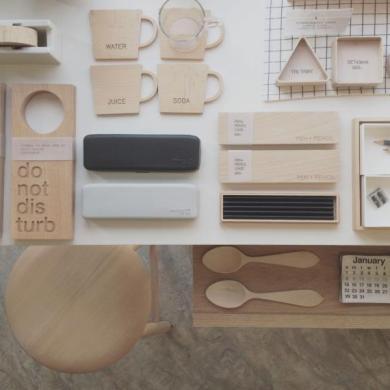 """""""THINGS TO MAKE AND DO"""" คอนเซ็ปต์ของร้านคือเน้นความเรียบง่าย ใช้ได้จริงและใช้ได้นาน 14 - DIY"""