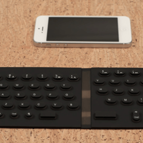 Pocketable Bluetooth Keyboard for your smartphone & tablet 20 - andriod