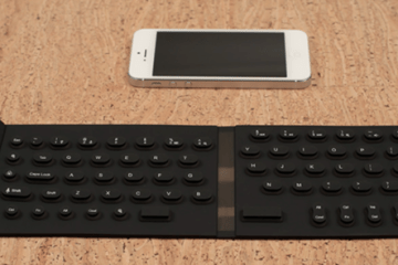 Pocketable Bluetooth Keyboard for your smartphone & tablet 6 - Keyboard