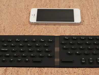 Pocketable Bluetooth Keyboard for your smartphone & tablet 22 - andriod