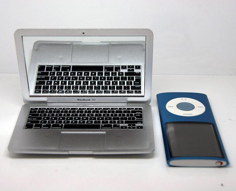 mirrorbook5 MacBook Air ที่เล็กที่สุดในโลก
