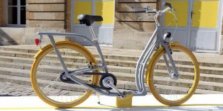 pibal 450x224 City Ride Pibal จักรยานสำหรับปั่นบนท้องถนนที่มีสภาพการจราจรที่ติดขัด