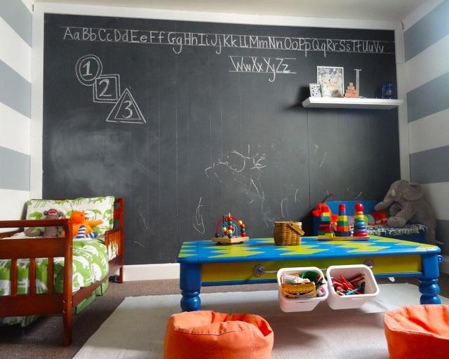 25560803 193804 DIY สีทำกระดานดำ