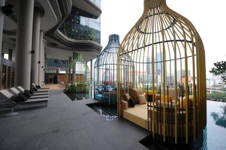72849 480492721985893 976993671 n 450x299 PARKROYAL on Pickering Singapore สถาปัตยกรรมกึ่งประติมากรรมสุดล้ำนี้ใช้วัสดุธรรมชาติร่วมกับเทคโนโลยีและพลังงานหมุนเวียนได้