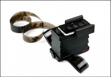 LOMOGRAPHY2 450x311 The Lomography Smartphone Film Scanner เครื่องสแกนภาพถ่ายจากฟิล์มให้กลายเป็นรูปดิจิทัลในสมาร์โฟน