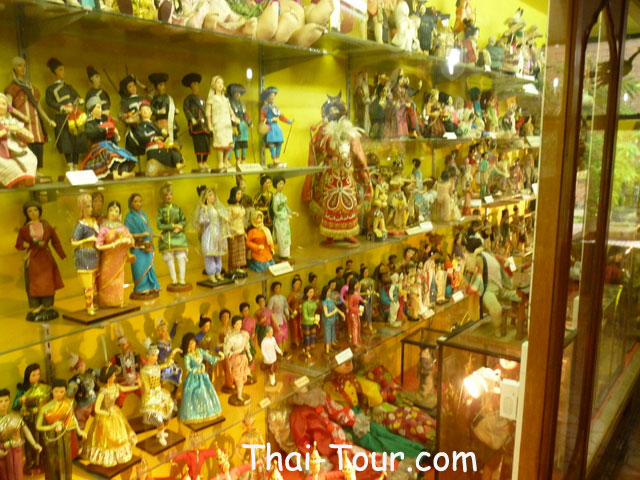 Bangkok Dolls Factory & Museum พิพิธภัณฑ์บ้านตุ๊กตา 9 - Bangkok Dolls