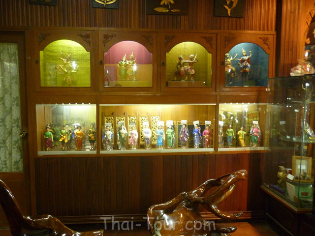 Bangkok Dolls Factory & Museum พิพิธภัณฑ์บ้านตุ๊กตา 10 - Bangkok Dolls