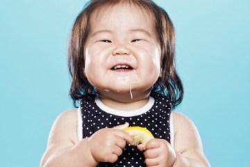 เมื่อเด็กชิมเลมอนเปรี้ยวปิ๊ด หน้าตาหนูๆจะเป็นไง  15 - April Maciborka และ David Wile