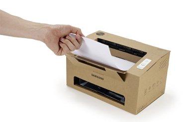 Origami printer ทำจาก cardboard 26 - printer