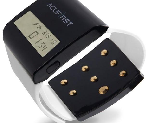 Electro-Acupressure ..เครื่องฝังเข็มไฟฟ้าในรูปแบบเท่ๆแบบนาฬิกาข้อมือ 22 - gadget