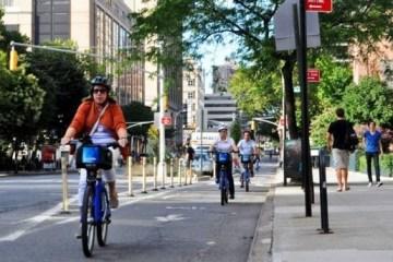 เลนจักรยาน..ช่วยทำให้รถในเมืองแล่นได้เร็วขึ้น ..จริงหรือ ??? 10 - จักรยาน
