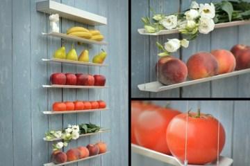 FRUIT-WALL..เก็บผักผลไม้แบบใหม่ เป็นภาพประดับผนัง 19 -