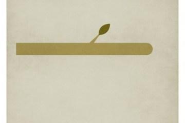 Minimalist Graphic Design : Poster นิทานเด็ก 6 - minimalist design