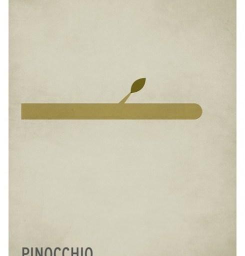 Minimalist Graphic Design : Poster นิทานเด็ก 15 - minimalist design
